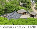 春天 風景 景觀 77011201
