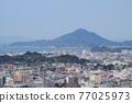 松山城的風景 77025973