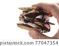 chocolate, choco, marshmallow 77047354