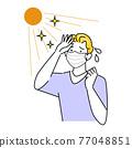 防曬 曬斑 褐色 77048851