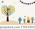樹木 樹 木頭 77053950