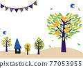 樹木 樹 木頭 77053955