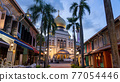 sultan mosque, mosque, mosques 77054446