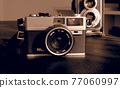 골동품 카메라 77060997