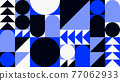 Abstract Geometric Vector Background 77062933