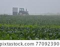 八岳 拖拉機 高地蔬菜 77092390