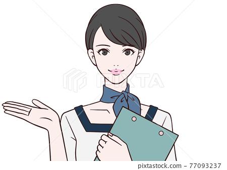 女人 女性 女生 77093237
