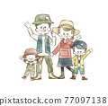 Family of outdoor wear 77097138