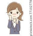 哭泣 哭 女生 77102778