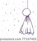 下雨 雨 多雨 77107465