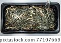 Chuka wakame laminaria seaweed salad with calamary 77107669