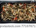 Chuka wakame laminaria seaweed salad with squid 77107671