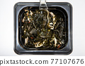 Chuka wakame laminaria seaweed salad with squid 77107676