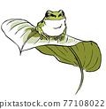 日本樹蛙 日本樹蟾 樹蛙 77108022