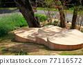 木製 營地 露營 77116572