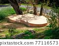 木製 營地 露營 77116573