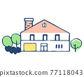 一幢房子 77118043