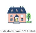 一幢房子 77118044