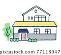 一幢房子 77118047