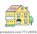 一幢房子 77118058