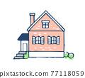 一幢房子 77118059