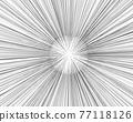集中線條 漫畫 底圖 77118126