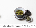 중국 차 세트 Set of the Chinese tea 77119715
