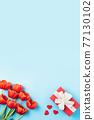 튤립 꽃다발 어머니의 날 선물 튤립 어머니의 날 母 の 日 チ ュ ー リ ッ プ 77130102