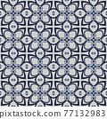 Seamless pattern 77132983