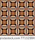 Seamless pattern 77132984