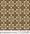 Seamless pattern 77132985