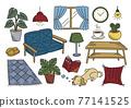 家具 室內設計師 室內裝飾 77141525