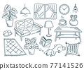 家具 室內設計師 室內裝飾 77141526