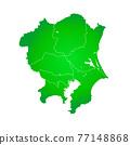 關東地區地圖 77148868