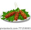 kofta kebab 77159093