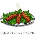 kofta kebab 77159094