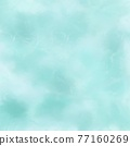 맑은 바다 물결 배경 77160269