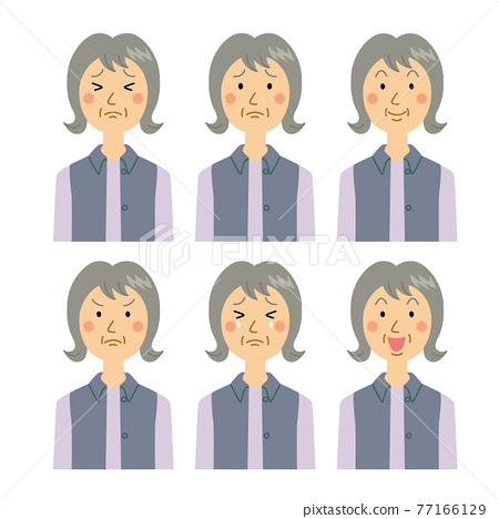 grandmother, person, facial expression 77166129