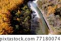 kamikochi, autumn, autumnal 77180074