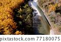 kamikochi, autumn, autumnal 77180075