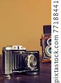 골동품 카메라 77188441