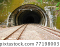 Oozore station tunnel 77198003