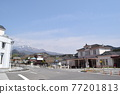 JR 닛코 역 앞의 거리 풍경 77201813
