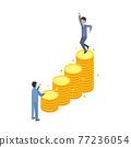 cash, savings, saving 77236054