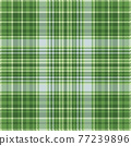 Tartan plaid pattern seamless. Print fabric texture. Check vector background. 77239896