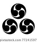 家族徽章 軍事指揮官 室町時代 77241597