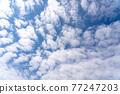 Cloud sky 77247203