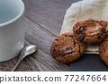 cookie, snack, sweet 77247664