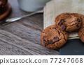 cookie, snack, sweet 77247668