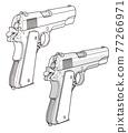 槍 火器 槍支 77266971